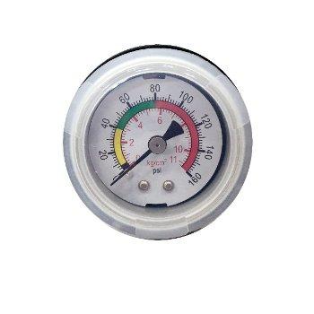 Reverse Osmosis pressure gauge