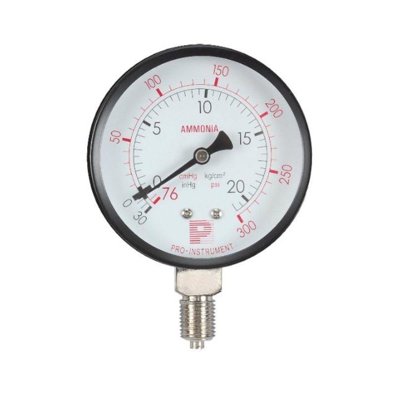 Ammonia gauge