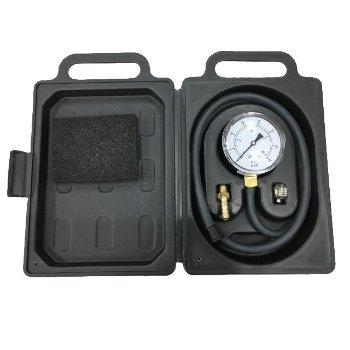 Low pressure gauge test kit