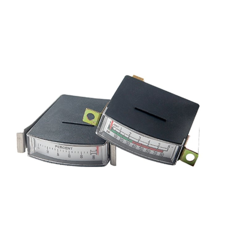 Rectangular pressure gauge (Dental gauge)