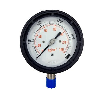 Phenolic case process gauge