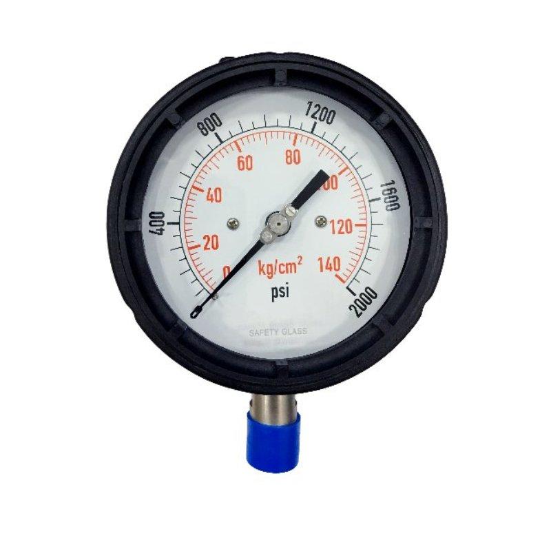 Phenolic case process gauge