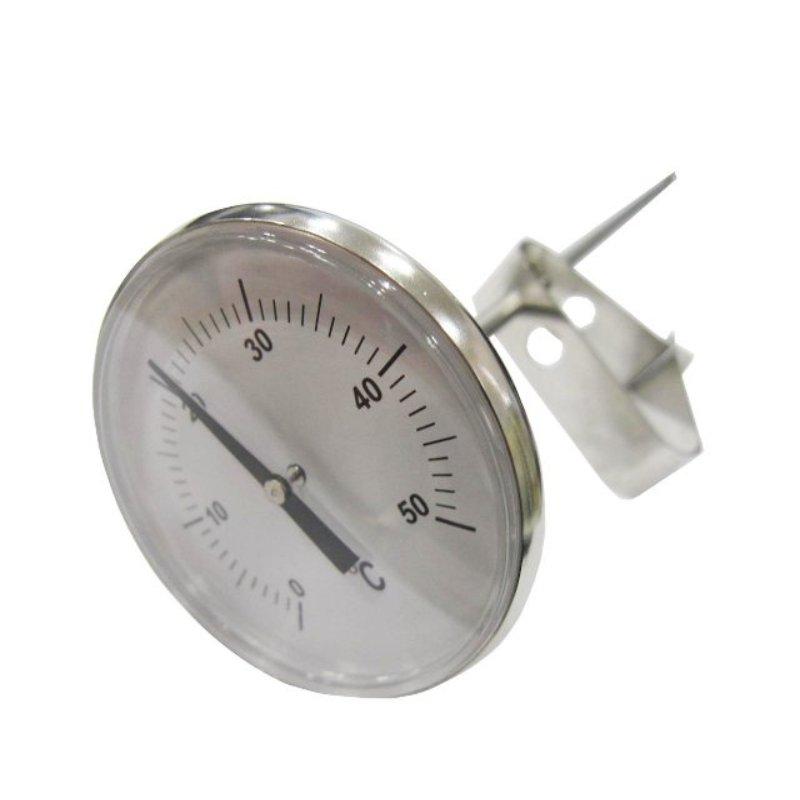 Pan Clip bi-metal Thermometer