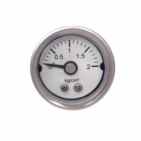 30mm stainless steel pressure gauge