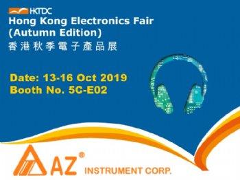 Hong Kong Electronics Fair 2019