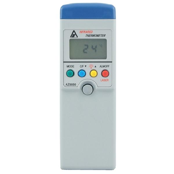 Stick Type IR Thermometer with Alarm Buzzer