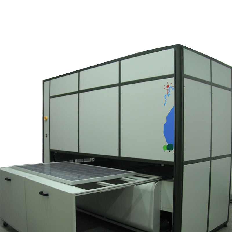 Class AAA Steady State Solar Simulator