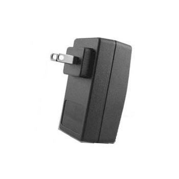 FRA012 - 10~15W AC power adapter with configuration versatility, can be used with different  fixed AC plugs as needed.