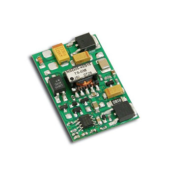NSD05 - 4~5 Watts DC-DC Regulated Single Output Converter with 1000VDC I/O isolation