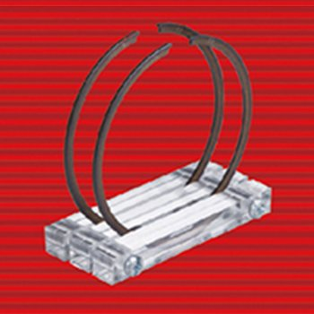 Nitriding graphite cast iron ring (JCO-N)