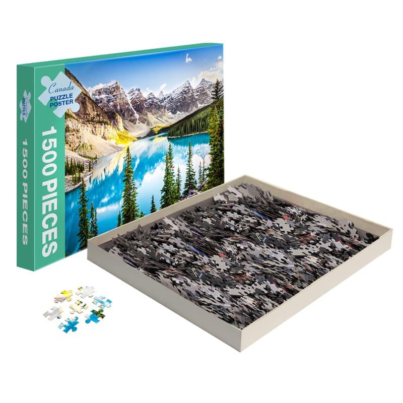 1500pcs Jigsaw Puzzle