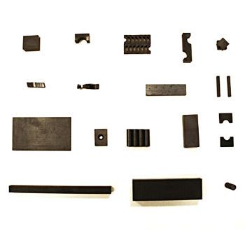 Anisotropic Ferrite Magnet