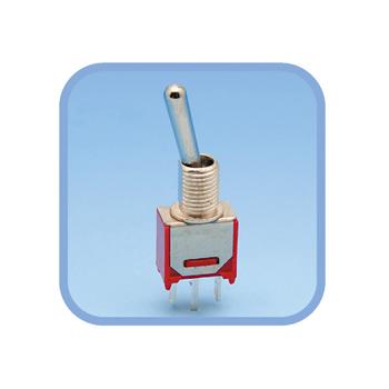 Miniature Toggle Switch