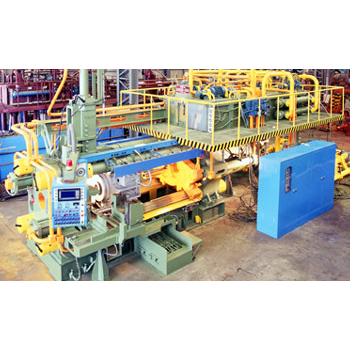 Horizontal Rod Extrusion Press