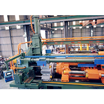 Horizontal Rod & Tube Extrusion Press