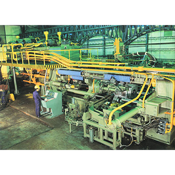 Horizontal Indirect Type Extrusion Press For Rod & Tube