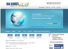 【2014 International Exhibitors】ISK - SODEX 2014 in TURKEY