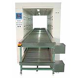 Pass Box Tunnel conveyor air shower type