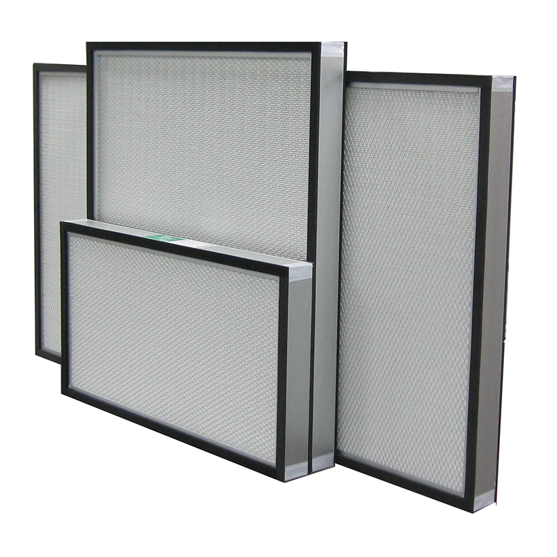 Mini Pleat Standard Capacity HEPA Filter