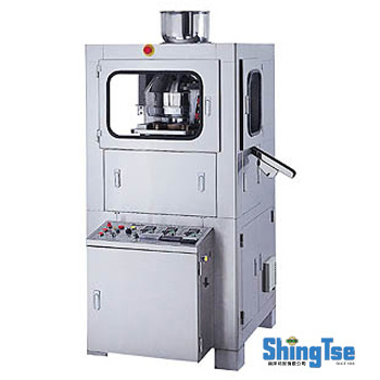 HIGH SPEED ROTARY TABLET MACHINE (ONE-LAYER TABLETS)