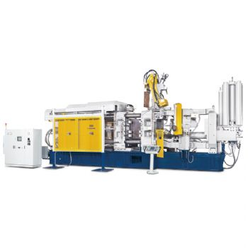 1250T Die Casting Machine
