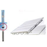 Solar panel fixing expert with EPDM Gasket