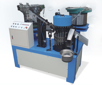 Screw & Washer Assembly Machine