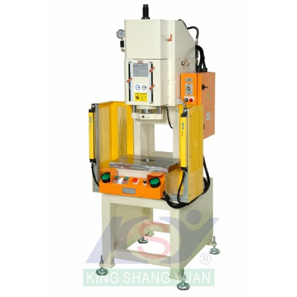 Hydraulic High Speed Punching Machine