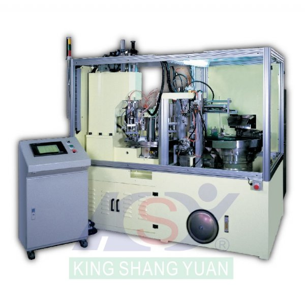 Disk-type Automatic Assembly Machine