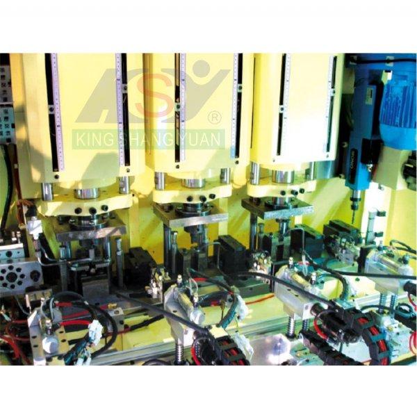 Multi-stage Automatic Press