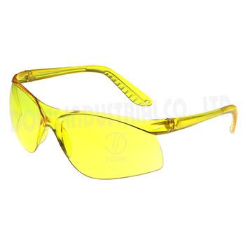 Extra-light one piece eye safety wear