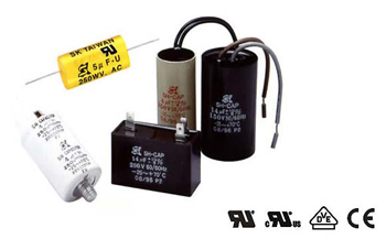 Protective Capacitor