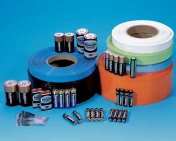 Shrinkable Label for Tube/ Battery printing