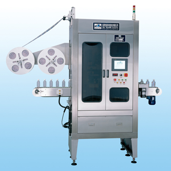 Automatic Shrink Label Inserting Machine