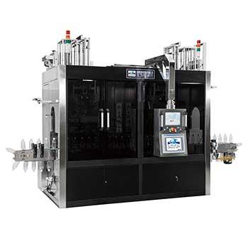 Automatic Shrinkable Label Inserting Machine