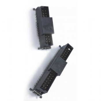 1.27 SMC Male Connector Vertical SMT Type