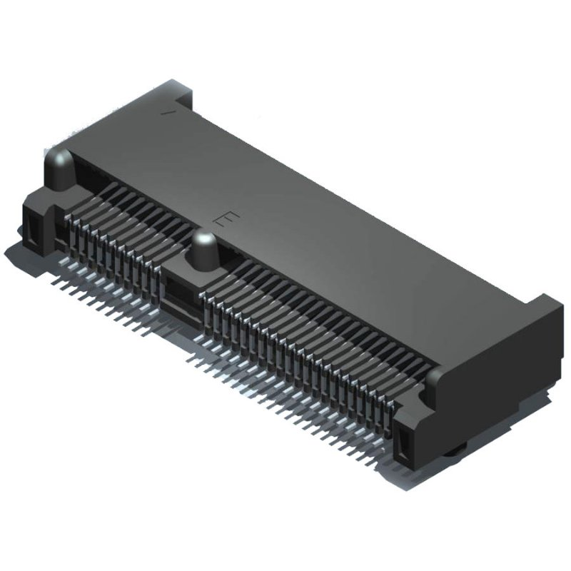 M2 CONNECTOR 0.5mm PITCH H=4.2mm