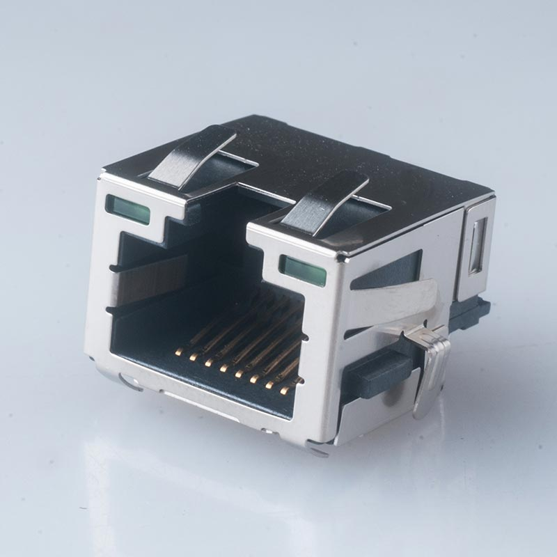 RJ45 Connector-8P(RECEPTACLE)