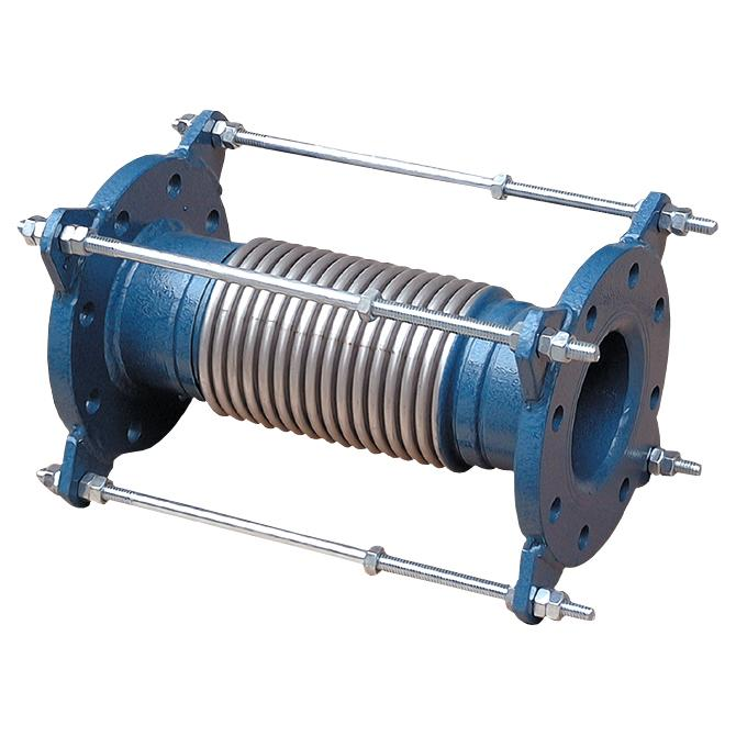 Flanged Ends Axial Expansion Joints