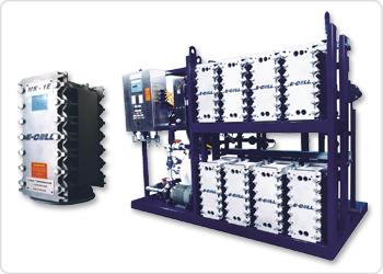 EDI Electrodeionization System