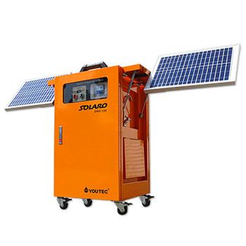 Solar Reverse Osmosis System