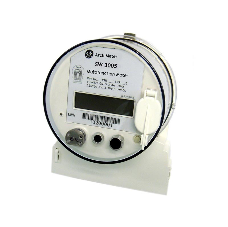 Three Phase Multi-function Electricity Meter