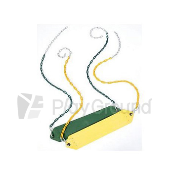 Belt Swing Seat with Chain
