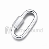 Galvanized Snap Hook with Nut