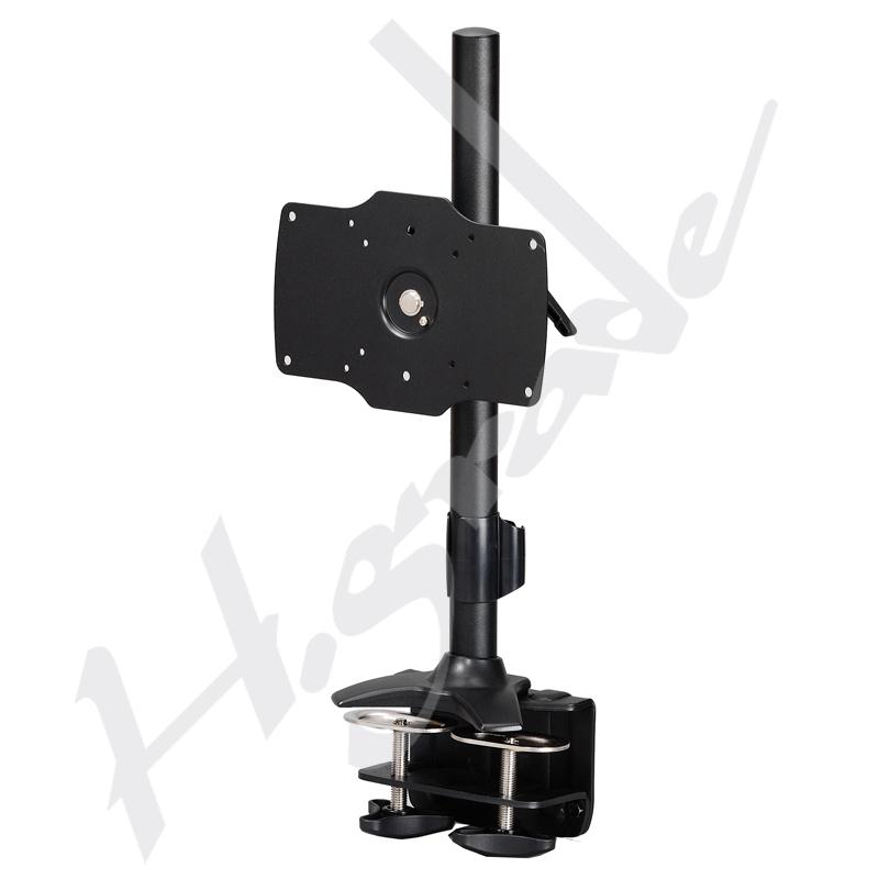LCD Monitor Desk Mount - Desk Clamp Base