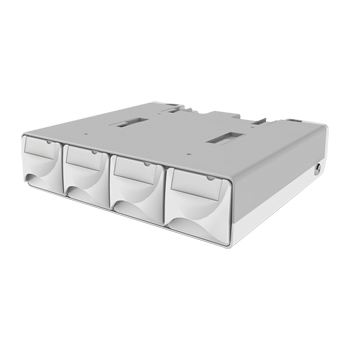 ™Parm-Aid Storage /Lockable Medication Drawer with Nursing Cart