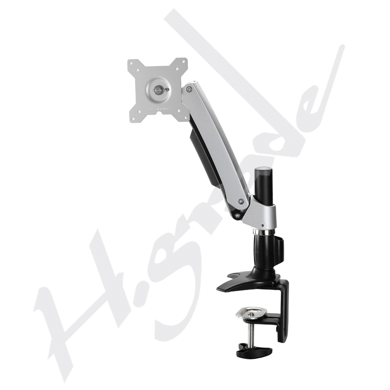 Cantilever Spring Arm Ergonomic 27 inch Adjustable Monitor LCD desk / table stand