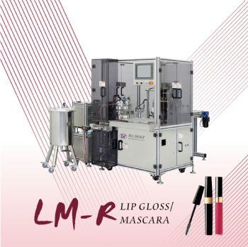 Rotation Lip Gloss/Mascara Filling Machine