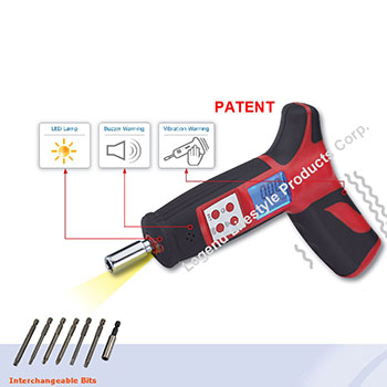 TS1020 Digital Torque Screwdrivers, Electronic Hand Tool