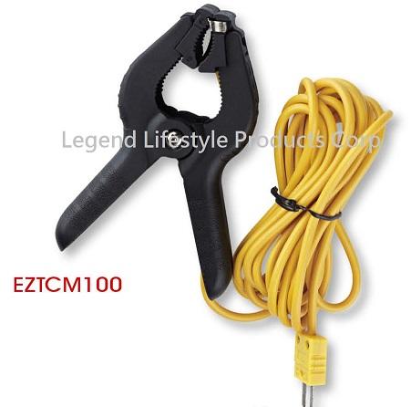 EZTCM100 Pipe Clamp Thermocouple
